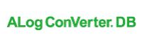 ALog ConVerter DB ロゴ(カラー)