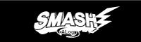 ALog SMASH ロゴ(白)
