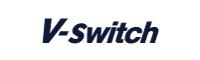 V-switch ロゴ(カラー)